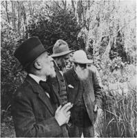 Monet, K.X. Roussel et Vuillard, en 1920