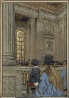 La chapelle du chateau de Versailles