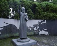 聖フランシスコザビエル像