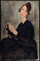 Portrait de Dedie (Odette Hayden)