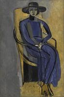 Portrait de Greta Prozor