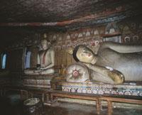石窟寺院の仏像