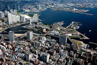 横浜新港・海岸通り周辺