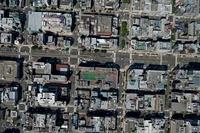 南5条西4丁目すすきの交差点周辺 26058017021| 写真素材・ストックフォト・画像・イラスト素材|アマナイメージズ
