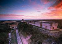 古代都市ウシュマル 26068000210| 写真素材・ストックフォト・画像・イラスト素材|アマナイメージズ