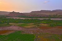 モロッコの田園風景 26082000533| 写真素材・ストックフォト・画像・イラスト素材|アマナイメージズ