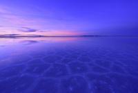トワイライトのウユニ塩湖