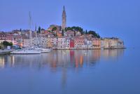 クロアチアの漁師町