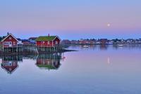 ビーナスベルトと漁師町 26082000609| 写真素材・ストックフォト・画像・イラスト素材|アマナイメージズ