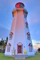 カナダの灯台