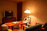 リビングルームとプラズマテレビ 26092010334  写真素材・ストックフォト・画像・イラスト素材 アマナイメージズ