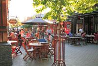 クイーンズタウン市街のカフェ 26105005229  写真素材・ストックフォト・画像・イラスト素材 アマナイメージズ