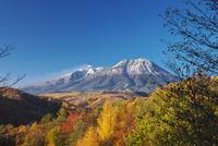 御嶽山の秋