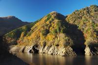 高根乗鞍湖の秋