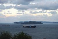 生石岬展望台より望む友ヶ島 26120042194| 写真素材・ストックフォト・画像・イラスト素材|アマナイメージズ