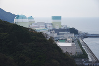 伊方原子力発電所 26120042350  写真素材・ストックフォト・画像・イラスト素材 アマナイメージズ