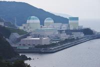 伊方原子力発電所 26120042352  写真素材・ストックフォト・画像・イラスト素材 アマナイメージズ