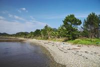 波の橋立(青海島) 26120042573| 写真素材・ストックフォト・画像・イラスト素材|アマナイメージズ