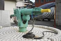 くじら資料館 捕鯨砲 26120042577| 写真素材・ストックフォト・画像・イラスト素材|アマナイメージズ