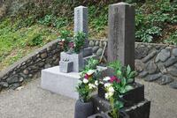 日露戦争戦没者の墓 26120042580| 写真素材・ストックフォト・画像・イラスト素材|アマナイメージズ