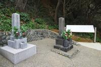 日露戦争戦没者の墓 26120042581| 写真素材・ストックフォト・画像・イラスト素材|アマナイメージズ
