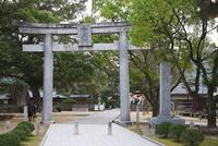 松陰神社 26120042586| 写真素材・ストックフォト・画像・イラスト素材|アマナイメージズ
