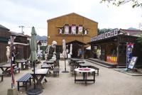 ゲゲゲの妖怪楽園 26120042594| 写真素材・ストックフォト・画像・イラスト素材|アマナイメージズ