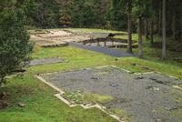 大板山たたら製鉄遺跡 26120042598| 写真素材・ストックフォト・画像・イラスト素材|アマナイメージズ