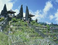 ブサキ寺院 26121000861| 写真素材・ストックフォト・画像・イラスト素材|アマナイメージズ