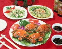 上海蟹 26121001734| 写真素材・ストックフォト・画像・イラスト素材|アマナイメージズ