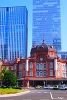 東京駅 26121011119  写真素材・ストックフォト・画像・イラスト素材 アマナイメージズ