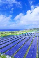 太陽光発電 26121021251| 写真素材・ストックフォト・画像・イラスト素材|アマナイメージズ