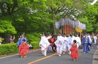 葵祭 26121030014  写真素材・ストックフォト・画像・イラスト素材 アマナイメージズ