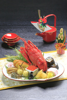 おせち料理 26121031411| 写真素材・ストックフォト・画像・イラスト素材|アマナイメージズ