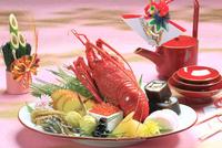 おせち料理 26121031413| 写真素材・ストックフォト・画像・イラスト素材|アマナイメージズ