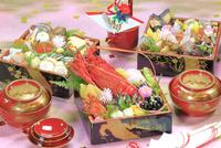 おせち料理 26121031418| 写真素材・ストックフォト・画像・イラスト素材|アマナイメージズ