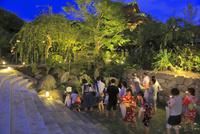 北野天満宮の御手洗祭と七夕祭 26121032365| 写真素材・ストックフォト・画像・イラスト素材|アマナイメージズ