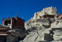 グゲ遺跡 26125000594| 写真素材・ストックフォト・画像・イラスト素材|アマナイメージズ