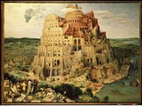 Der Turmbau zu Babel/バベルの塔