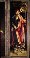 Isenheimer Altar des Antoniterklosters in Isenheim/イーゼン 26129000299| 写真素材・ストックフォト・画像・イラスト素材|アマナイメージズ