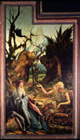 Isenheimer Altar des Antoniterklosters in Isenheim/イーゼン 26129000305| 写真素材・ストックフォト・画像・イラスト素材|アマナイメージズ