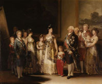 Die Familie Karls IV./カルロス4世の家族 26129000316| 写真素材・ストックフォト・画像・イラスト素材|アマナイメージズ