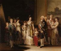 Die Familie Karls IV./カルロス4世の家族