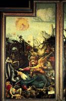 Isenheimer Altar des Antoniterklosters in Isenheim/イーゼン 26129000326| 写真素材・ストックフォト・画像・イラスト素材|アマナイメージズ