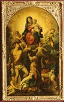 Die Madonna des Heiligen Sebastian/聖セバスティアヌスの聖母
