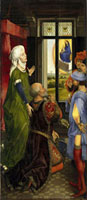 Der Middelburger Altar (Bladelin-Altar)/ブラデリンの祭壇画(
