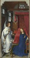 Columba-Altar: Verkundigung/コロンバの祭壇画(受胎告知)