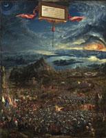 Historienzyklus: Alexanderschlacht (Schlacht bei Issus)