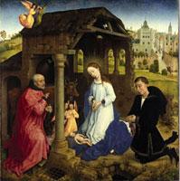 Der Middelburger Altar (Bladelin-Altar)/�u���f�����̍Ւd��i