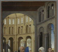 Columba-Altar: Darbringung im Tempel/コロンバの祭壇画 (キリ 26129000401| 写真素材・ストックフォト・画像・イラスト素材|アマナイメージズ